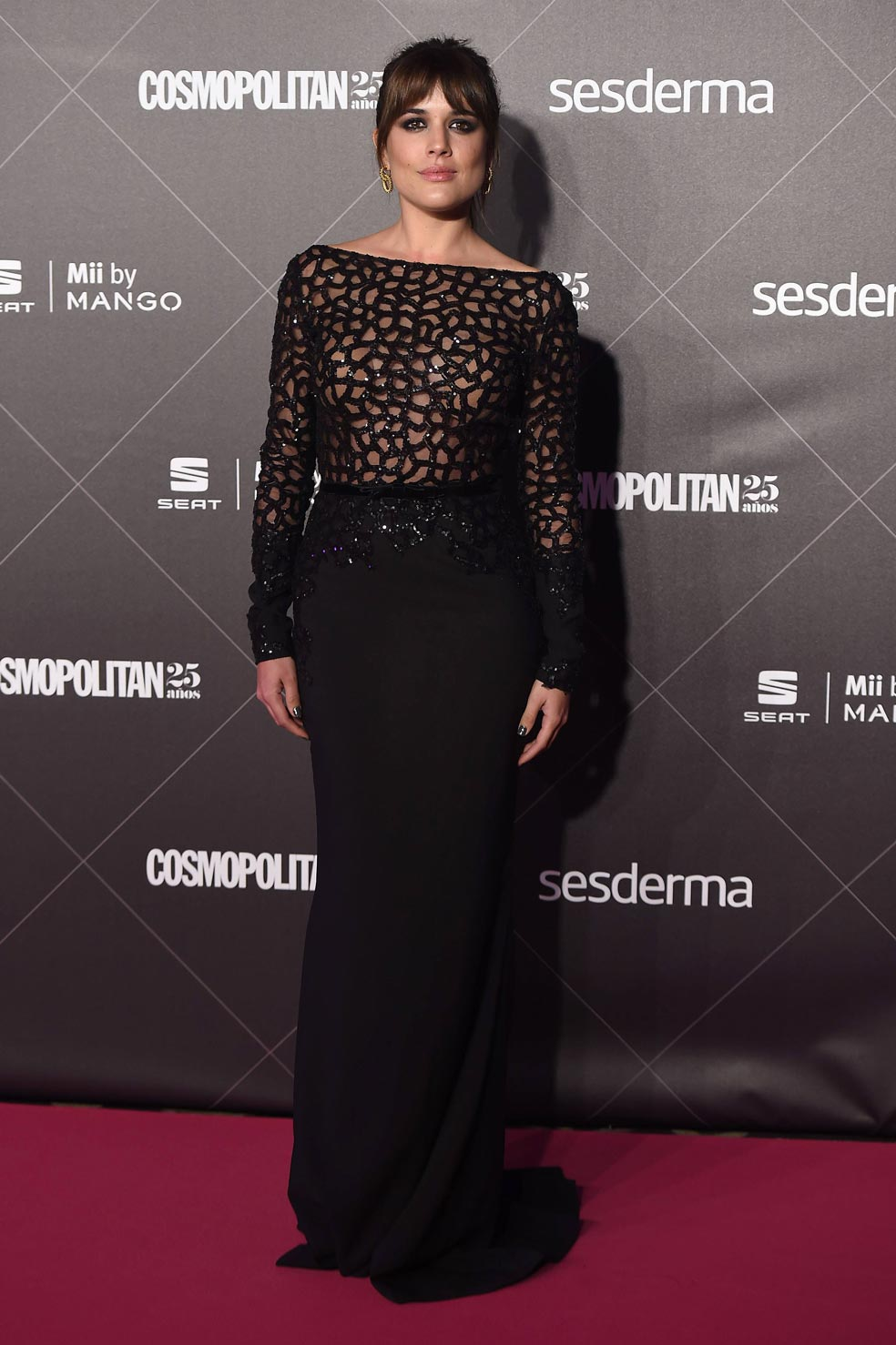 Adriana Ugarte - Premios Cosmopolitan 2015